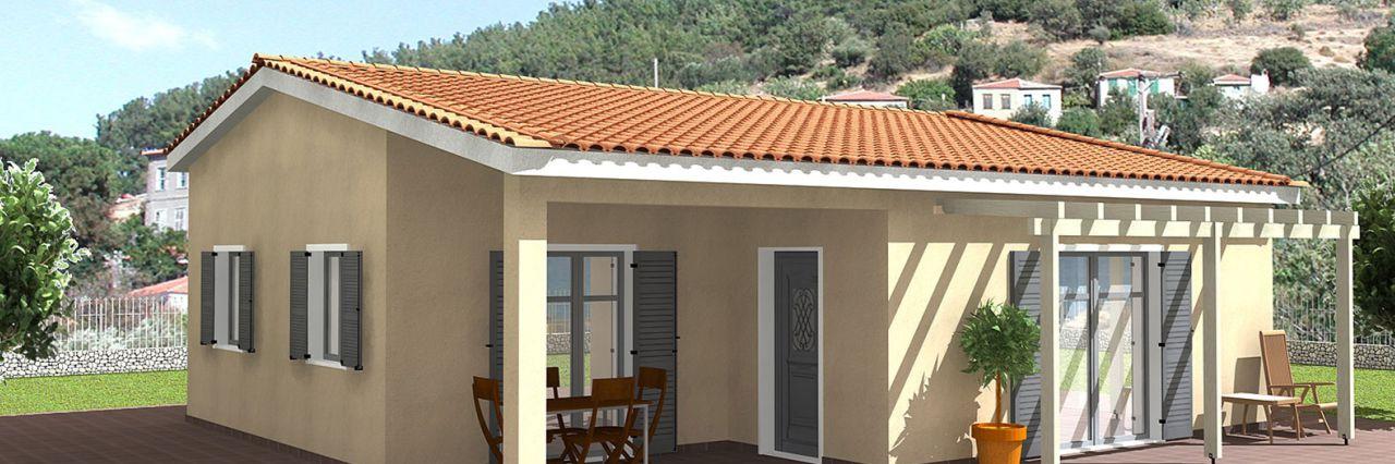Case in kit case di legno prefabbricate for La casa in legno prefabbricata