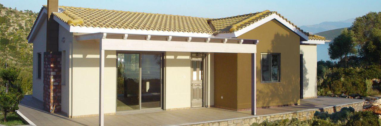 Case in kit case prefabbricate in silicato di calcio - Prezzo casa prefabbricata in legno ...